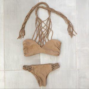 Mikoh Bikini set, worn once